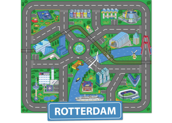 Speelkleed Rotterdam